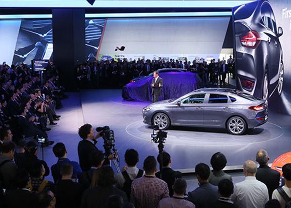 Volop genieten bij Hyundai op de autobeurs in Frankfurt!