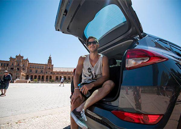 Nazomeren in Europa? Ga naar Spanje … in een Hyundai Tucson!
