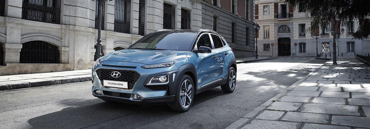 Dit zijn de prijzen van de Hyundai KONA!