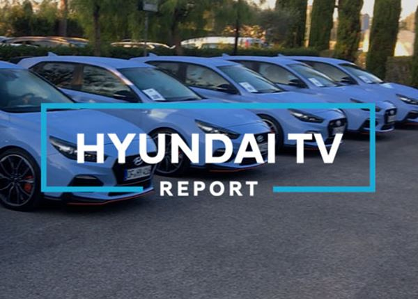 Hyundai TV: autopers leeft zich uit met de Hyundai i30 N
