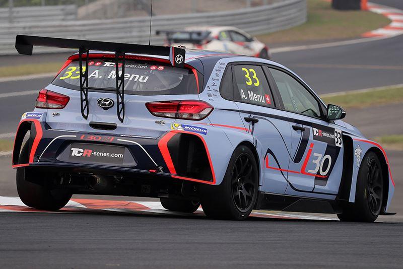 Super debuut Hyundai i30 N TCR