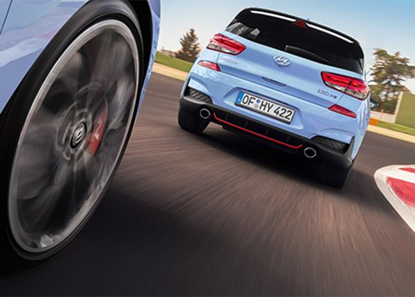 Autojournalisten: Dolle pret in de hot hatch Hyundai i30 N!