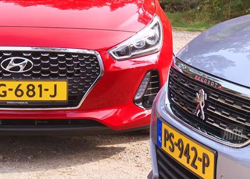 Hyundai i30 Wagon verslaat Peugeot 308 SW in test AutoWeek