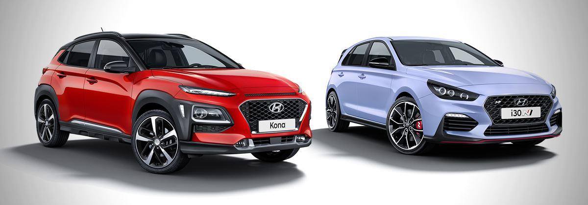 Kennismaken met de Hyundai KONA en i30 N? Maak een testrit