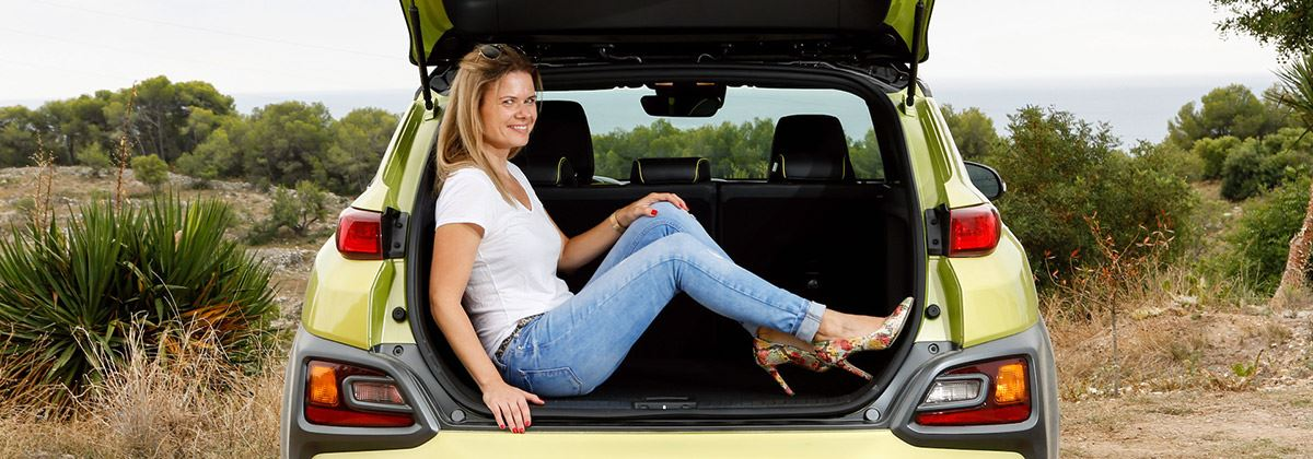 Femme Frontaal: voor een vrouwelijke kijk op de Hyundai KONA