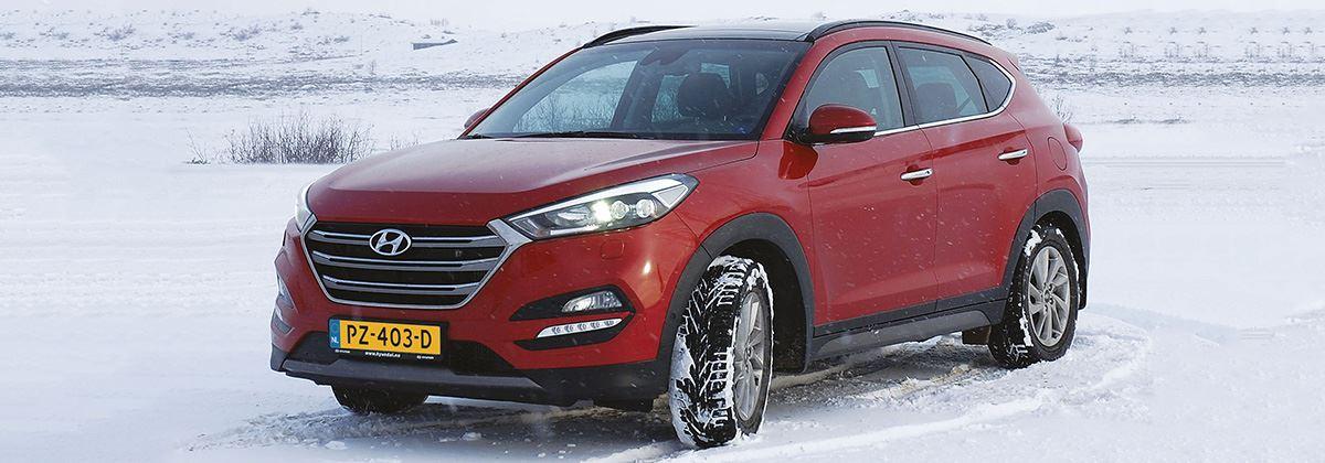 Hyundai roept klanten op voor de Winterinspectie
