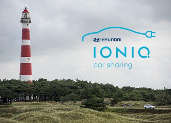Video: zo ziet IONIQ Car Sharing op Ameland eruit