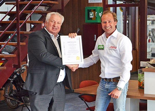 Dit is de eerste officiële Hyundai Erkend Schadehersteller van Nederland