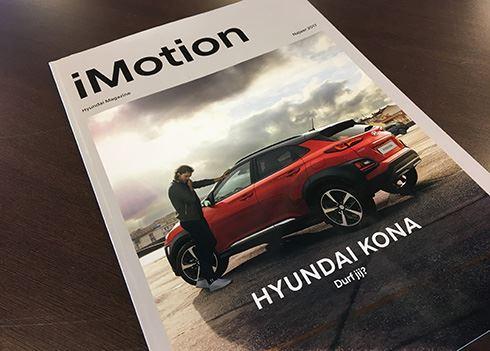 3 keigoede redenen om iMotion te lezen