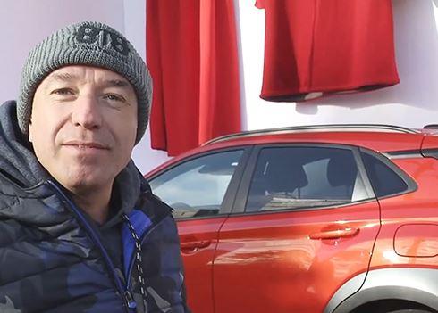 Wat vindt Tom Coronel van RTL Autowereld van de Hyundai KONA? Bekijk de test