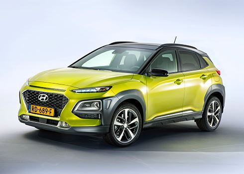 Hyundai KONA volgens AutoWeek beste nieuwkomer onder de compacte SUV's