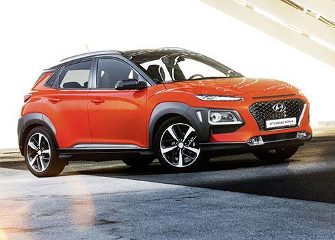 Zo onderscheidt de Hyundai KONA zich van zijn concurrenten