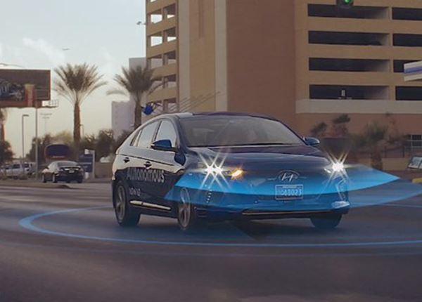 Hyundai tilt zelfrijdende auto naar the next level