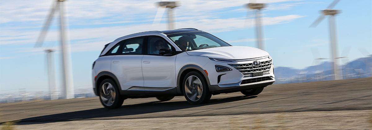 Naam nieuwe waterstofauto Hyundai bekend