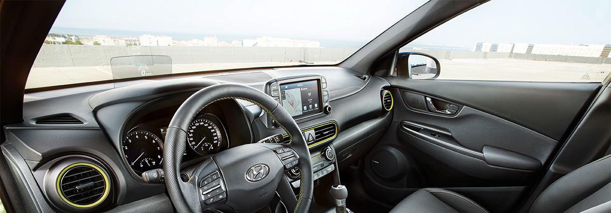 Premium autorijden? 5 redenen om voor de Hyundai KONA te kiezen