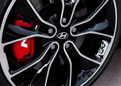 Hoeveel lol kun je hebben in een Hyundai i30 N met 275 pk?
