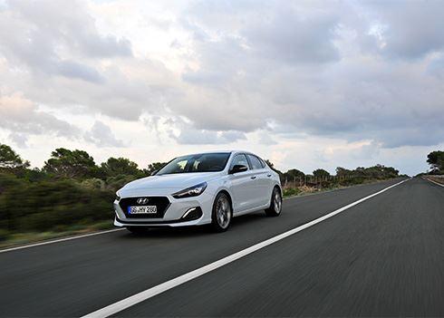 Alle prijzen van de Hyundai i30 Fastback
