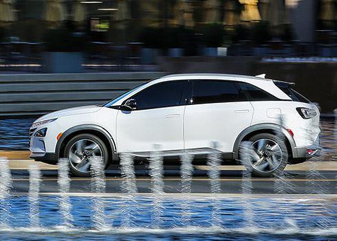 'In 2040 rijdt een kwart van de auto's op waterstof'
