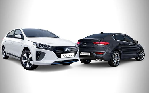 Kom testrijden in de nieuwe Hyundai i30 Fastback en IONIQ Plug-in Hybrid