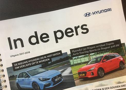 Wat vinden autojournalisten van onze Hyundai's?