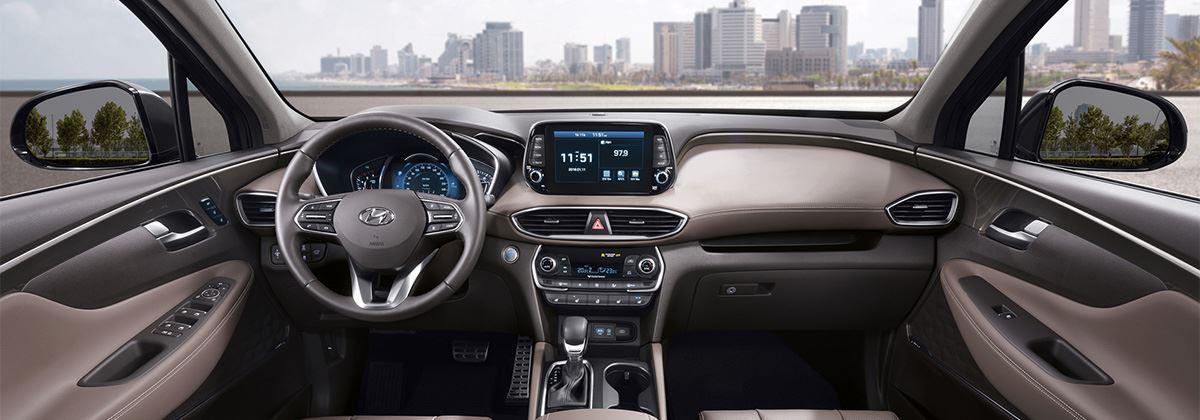 Nieuwe Hyundai Santa Fe in vol ornaat: bekijk de eerste foto's!