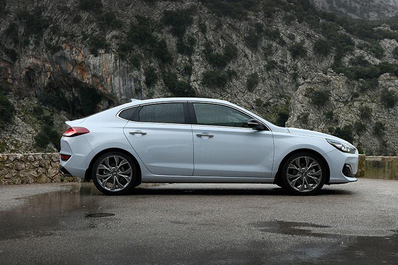 Foto: Hyundai i30 Fastback.