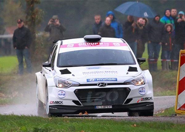 Dit is je kans om een Hyundai-rallyauto in actie te zien!