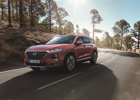 De nieuwe generatie Hyundai Santa Fe: atletisch, stoer en zorgzaam