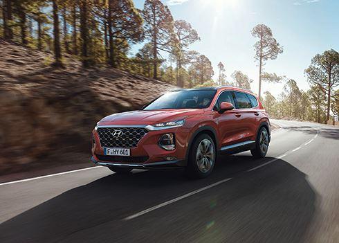 Nieuwe Hyundai Santa Fe: de vierde generatie van een iconische SUV