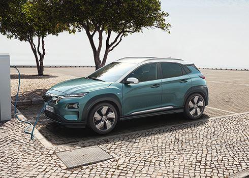 Hyundai onthult de gloednieuwe KONA Electric