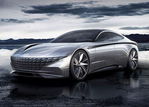 Hyundai onthult studiemodel Le Fil Rouge