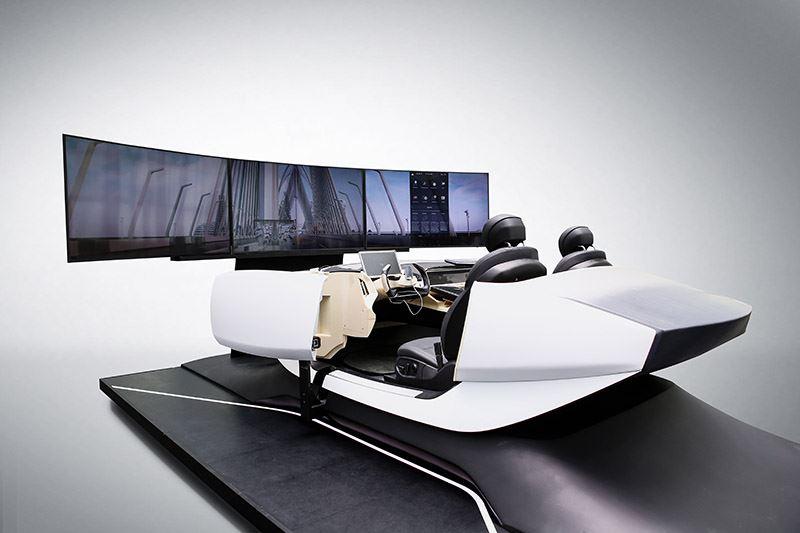 Hyundai Intelligent Personal Cockpit.