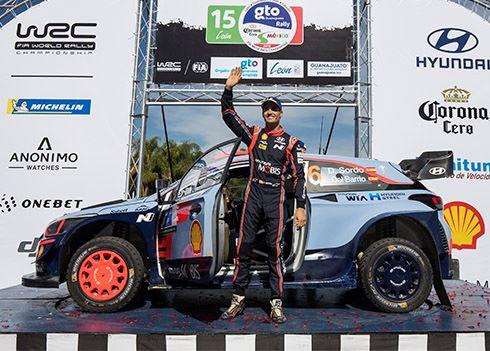 Hyundai Motorsport verdedigt leidende positie met verve