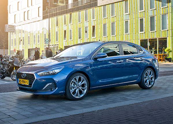 Hyundai i30 Fastback: anders dan anders