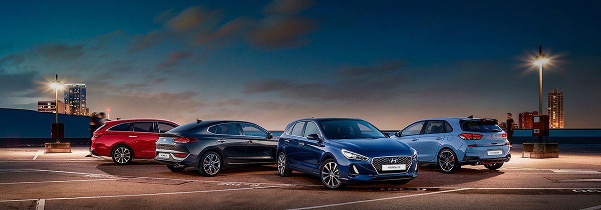 Welke Hyundai i30 kies jij?