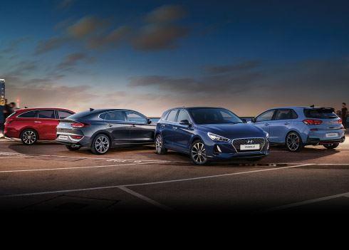 Kies jij de Hyundai i30 5-deurs, de i30 Fastback, de i30 Wagon of de i30 N?