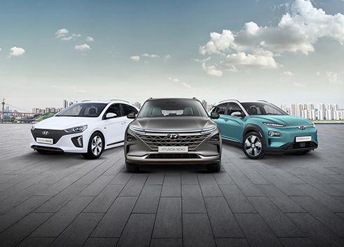 Volledig elektrische auto, hybride auto of waterstofauto – Hyundai heeft het