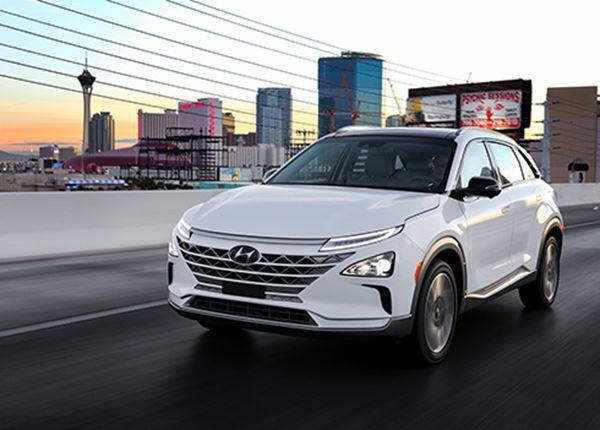 Al 21 pre-orders voor waterstofauto Hyundai NEXO