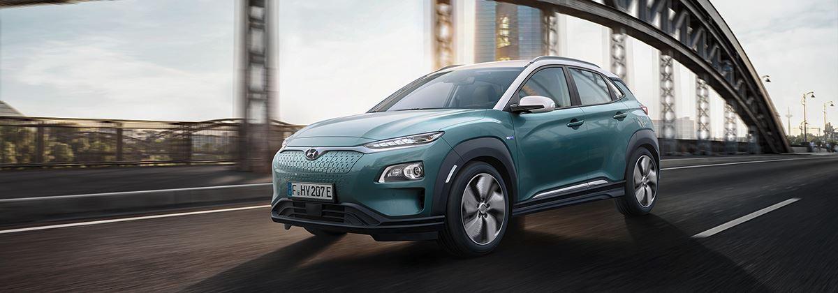 Prijs van de Hyundai KONA Electric onder 50.000 euro