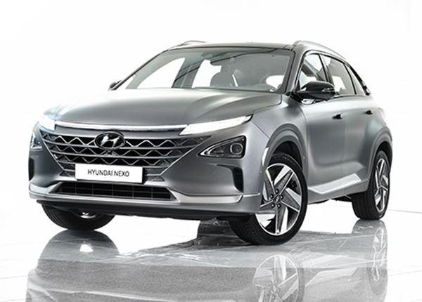 Hyundai maakt prijzen NEXO bekend