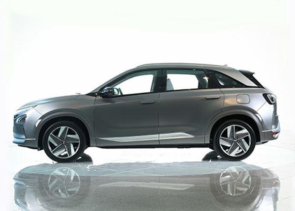 Hyundai NEXO: dit worden de prijzen