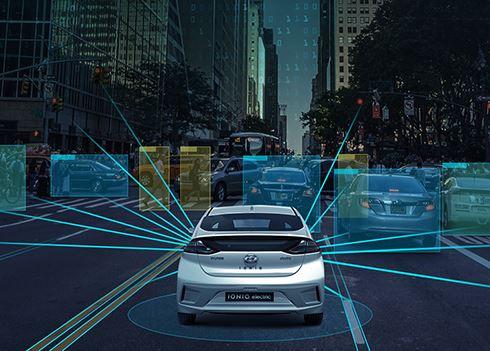 Nieuwe generatie radarsystemen voor Hyundai