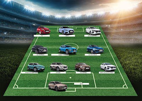 Onze 11 voor het WK voetbal: wie is jóuw favoriet?