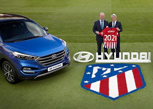 Nog een fantastische sponsordeal, nu met Atlético Madrid!