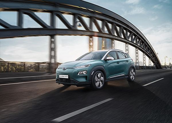 Hyundai prijst de KONA Electric