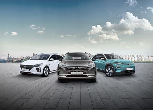 Hyundai start hergebruik batterijen elektrische auto's voor energieopslag