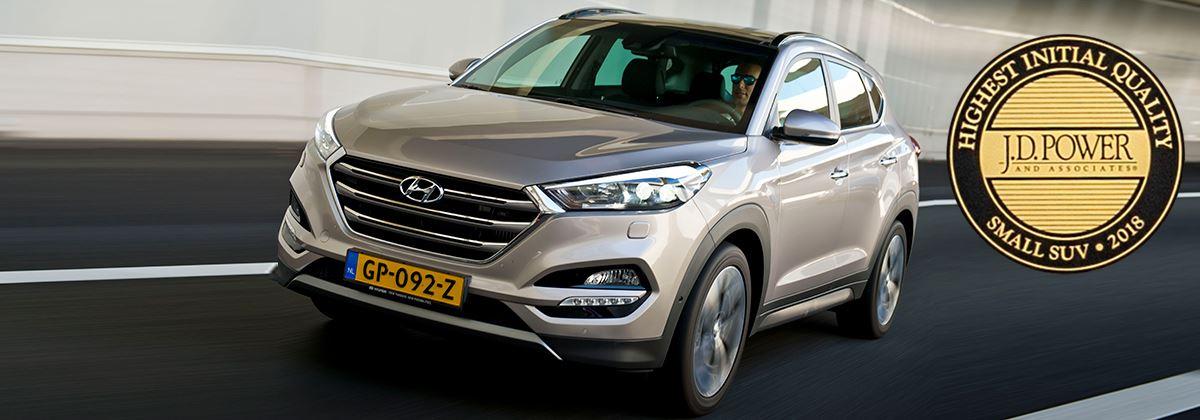 J.D. Power: de betrouwbaarste auto's komen uit Korea