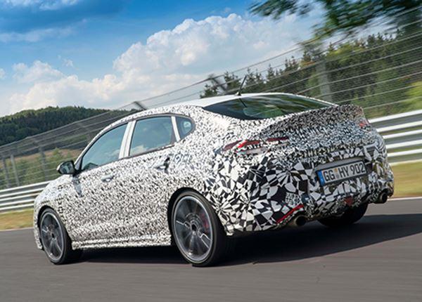 Dit is Hyundai's volgende N-model: de i30 Fastback N