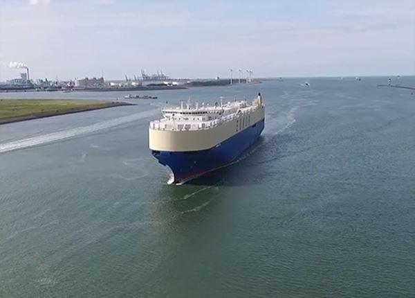Autoboot met eerste KONA's Electric in Nederland!