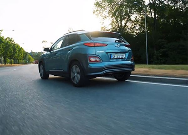 VIDEO: Hyundai KONA Electric in Nederland